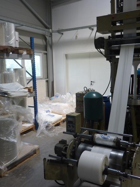 Németh Fólia Üzem, műanyagfeldolgozó